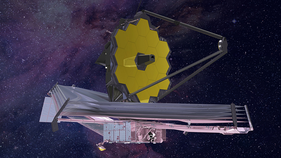 Probing Seven Worlds with   JWST